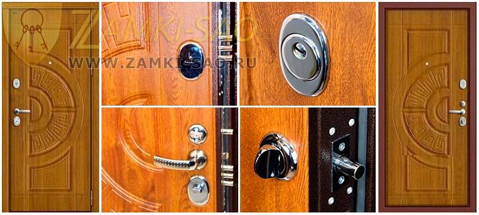 параметры качества входной двери