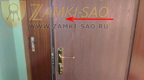Как поставить металлическую дверь своими руками